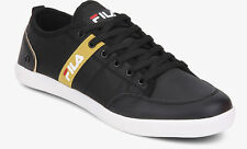 100% Original Fila Men Black Sneakers / Casual Shoes @ Huge Discount