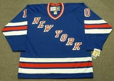 RON DUGUAY New York Rangers 1980 CCM Vintage Away NHL Hockey Jersey