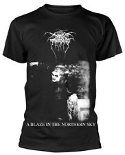 Darkthrone 'A Blaze In The Northern Sky' T-Shirt (S - XXXL) - NEW & OFFICIAL!
