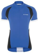 Vaude Men`s Advanced Trikot Radtrikot hydro blue