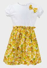 Girls Bnwot 'Florence & Fred' Cottom Summer Floral Sun Dress sizes 2 3 4 5 years