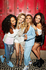 LITTLE MIX POSTER 2 (5 SIZES A5-A4-A3-A2-A1) + A FREE SURPRISE A3 POSTER