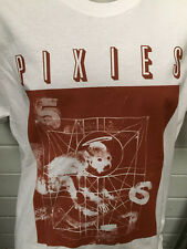 THE PIXIES DOOLITTLE WHITE SHIRT black francis breeders 4ad