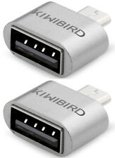 KiWiBiRD Micro USB to USB 2.0 OTG Adapter for Android mobile phone & tablet