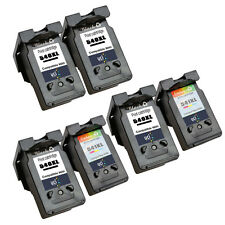 4 x PG540XL Black &2 x CL541XL COLOR Ink Cartridge For Canon PIXMA MG2150 MG3150