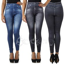 Slim n Lift Caresse Jeans Skinny Jeggings Shapewear Slimming Body Shaper