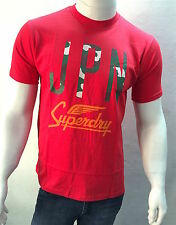 Red 100% Cotton Round neck tshirt, t shirts for mens