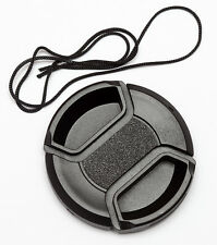 46mm Centre Pinch Blank Lens Cap. Fits any lens with a 46 mm filter thread.
