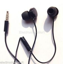 Earphones Handsfree With Mic  3.5mm Jack Stereo  For  Samsung  HTC  Apple