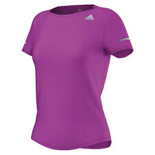 Neu! Adidas Sequencials CC Short Sleeve Laufshirts Kurzarm Damen