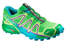 Neu! Salomon Speedcross 4 CS Laufschuhe Trail Damen