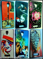 Premium Designer soft Printed Back Cover For Karbonn Titanium Octane