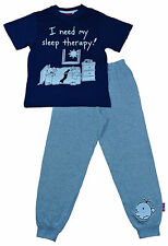 Diary Of A Wimpy Kid Pyjama Set 8 to 13 Years Diary Of A Wimpy Kid  PJs