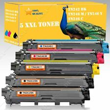 1-10 Toner Kompatibel mit Brother TN242 TN246 MFC-9142 CDN DiSa-Shop24