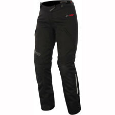 Motorcycle Alpinestars Trousers Andes Drystar Stella WP - Black UK