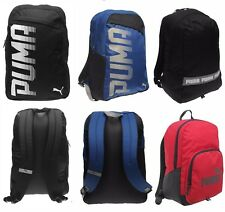 PUMA PIONEER PHASE BACKPACK RUCKSACK MENS BOYS GIRLS UNISEX SCHOOL COLLEGE BAG