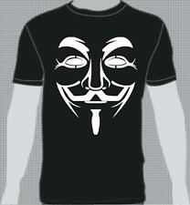 Bellissima e originale T-Shirt ANONYMOUS - GUY FAWKES 2