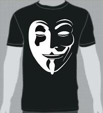 Bellissima e originale T-Shirt ANONYMOUS - GUY FAWKES 4