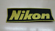 Patch toppa embroidery ricamate varie misure  Nikon