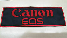 Patch toppa embroidery ricamate varie misure  Canon