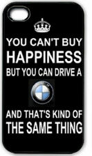 """"""" YOU CAN'T BUY HAPPINESS CAN DRIVE A BMW """" GALAXY S5 S4 S3 mini REAR COVER CASE"""