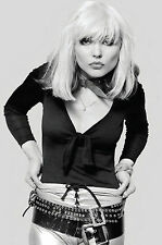 BLONDIE DEBBIE HARRY POSTER 3 (SIZES-A5-A4-A3-A2) +FREE SURPRISE A3 POSTER