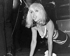 BLONDIE DEBBIE HARRY POSTER 6 (SIZES-A5-A4-A3-A2) +FREE SURPRISE A3 POSTER
