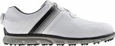 FootJoy DryJoys Casuals BOA, white/black, M-Leisten