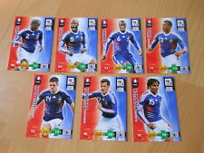PANINI ADRENALYN XL Team FRANCE - WORLD CUP AFRICA 2010 - 2014 road - euro 2012