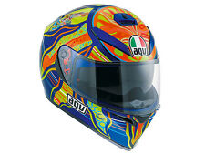 AGV K3 SV Top 5 Continents PLK Casco integrale