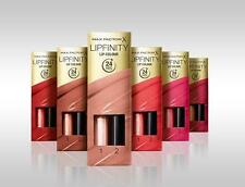 Max Factor Lipfinity Colour Lipstick / Lip Gloss 2 Step # CHOOSE YOUR SHADE