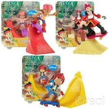 Jake & Les Pirates Du Pays Imaginaire JAKE Izzy/Capt Crochet Patineuse Figurines