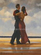 Jack Vettriano 'Study for the Singing butler'  - FINE ART PRINT/ REPRODUCTION