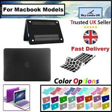 "New Hardshell hard Case Cover + Keyboard Skin for Apple MacBook "" Retina Pro Air"