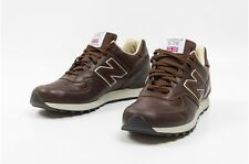 New Balance M576 CBB Brown Leather Made In England All sizes