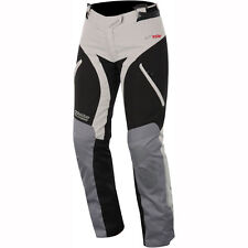 Motorcycle Alpinestars Trousers Andes Drystar Stella WP - Grey UK