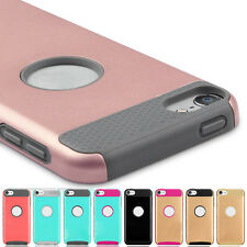 Hard Thin Shockproof Rugged Rubber Protective Case Cover for iPod Touch 5 6 Gen