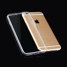 0.3mm TRANSPARENT SOFT SILICON CLEAR BACK CASE COVER FOR APPLE IPHONE 6 4.7inch