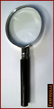 LUPE - GLAS UND PLASTIK LUPE - MAGNIFYING GLASS - 65 - 90 MM