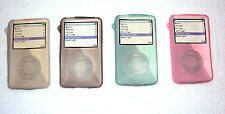 SOFT SILICON GELL SKIN CASE COVER FOR APPLE IPOD Classic 30GB & 80GB