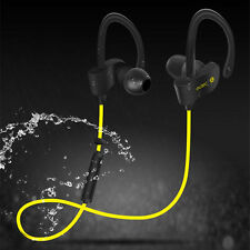 Wireless Bluetooth 4.1 auricolare senza fili Mic Sport Stereo cuffia per iPhone