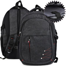 All Around Grey Tech Backpack with Isolated 10 in Laptop Compartment SBGNY-1