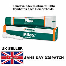 Himalaya Pilex Ointment Cream Piles Hemorrhoids Fissures Rectal Itching 30g