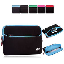 Universal 7 inch Tablet Soft Zipper Sleeve Case Cover Bag MIG2-7