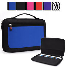 7 inch Tablet EVA Zipper Slim Briefcase Sleeve Case Cover NDHD3