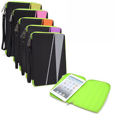 Universal 6 - 8 inch Tablet Nylon Sleeve Pouch Case Cover MINIBR6