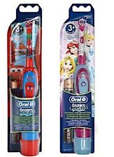 Oral-B Kids Stages Advance Power Battery Toothbrush, Disney Princess Girls Boys
