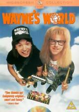 Wayne's World  - Region 2 Pal DVD - New/Factory Sealed - Waynes World