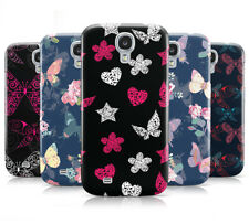 BUTTERFLY PATTERN COLLECTION HARD MOBILE PHONE CASE COVER FOR SAMSUNG GALAXY S4
