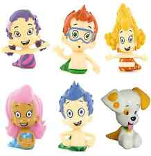 Bullyland Comansi Official Bubble Guppies Toy Figure Cake Topper Toppers